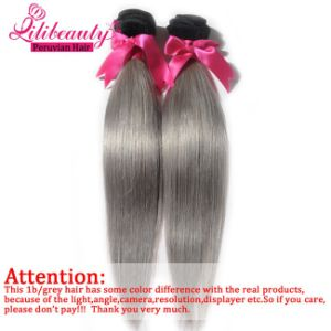 African Beauty Supplies Wholesale Tangle Free Peruvian Ombre Hair pictures & photos