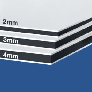 2mm 3mm 4mm Aluminum Composite Panel ACP (1220mm*2440mm/4′by 8′) pictures & photos