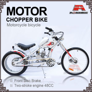 48cc Engine 20-24 Inch Motor Chopper Bicycle (MB-02) pictures & photos