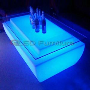 KTV Furniture LED Table Bar Furniture