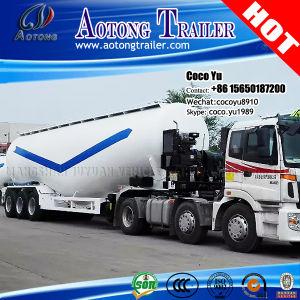 3 Axles 60ton Low Density Dry Bulk Cement Tank Trailer pictures & photos