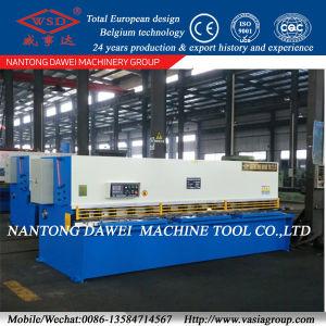 Hydraulic Shearing Machine Top Wsd Brand with High Quality
