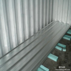 Galvanized Corrugated Steel Roofing Plate (0.13---1.3mm) Buidling Material pictures & photos