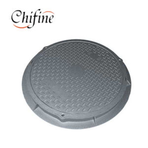 Customized Cast Iron Manhole Cover for Sale pictures & photos