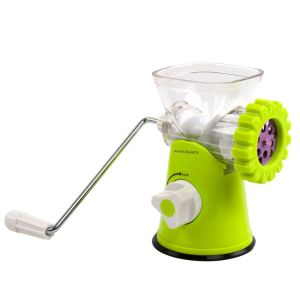 Meat Vegetable Grinder Kitchen Cooking Food Mincer Sausage Stuffer Pasta Maker pictures & photos