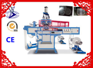Automatic PP Material Plastic Thermoforming Machine with Stacking Function pictures & photos
