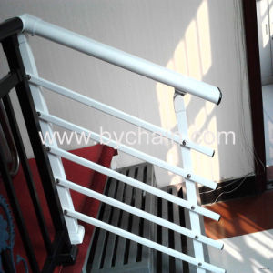 Durable Rod Housing Stair Fence pictures & photos