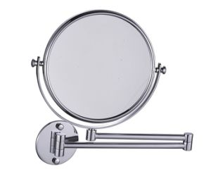 Metal and Chrome Double Side Magnifying Mirror (WT-2238) pictures & photos