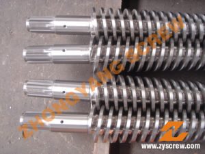 PVC, PP, Tube Extruder for Screw and Barrel pictures & photos