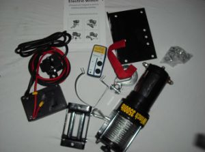 Electric Winch for ATV pictures & photos