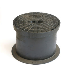 En124 D400 Round Cast Iron Manhole Cover pictures & photos