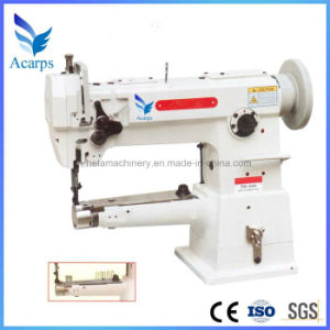 Automatic Shirt Industrial Sewing Machine for Cloth Label Shoe Upper Bag