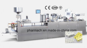 Dpb-250r Tropical Talet Capsule Blister Packaging Machine (Alu/PVC/Alu) pictures & photos