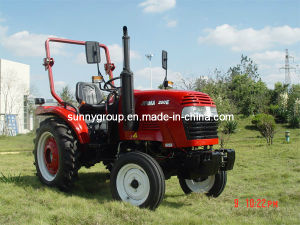 EEC Approved Tractor (20HP 2WD,COC report) pictures & photos