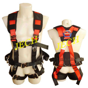 3 D-Ring Full Body Safety Harness pictures & photos