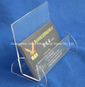 Plastic PMMA High Transparency Acrylic Display pictures & photos