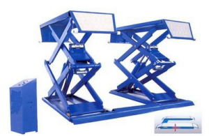 Small Platform Car Jack Scissor Auto Lift for Sale