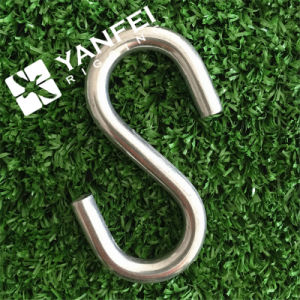 Highly Polished Stainless Steel AISI304/316 S Hook pictures & photos