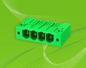 Big Power Plug-in Terminal Block with Current 40A 1000V pictures & photos