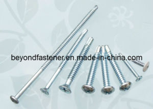 Flat Head Self Drilling Screw Tapping Screw pictures & photos