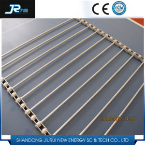 Food Grade Flat Wire Mesh Belt for Frozen Food pictures & photos