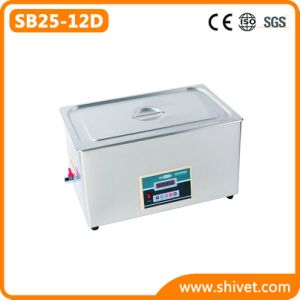 22.5L Veterinary Ultrasonic Cleaner (SB25-12D) pictures & photos