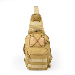 Tactical Single Shoulder Bag Molle Tactical Combat Mimi Bags/Sports Black Shoulder Bag pictures & photos