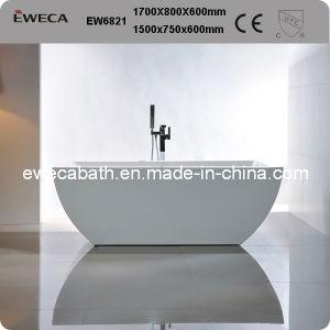 Modern Soaking Bathtub (EW6821)