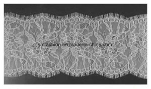 Hot Sell Fashion Eyelash Lace for Garment pictures & photos