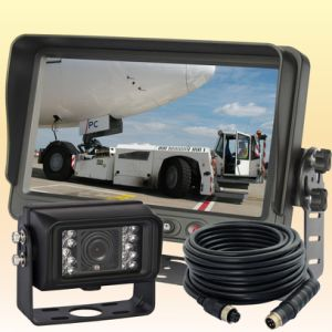 Rearview Vision Survailance System with TFT LCD Monitor pictures & photos