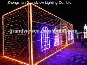 LED Motif Castle Decoration Lights for Kuwait Feb National Day pictures & photos
