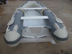 Inflatable Aluminum Rib Boat Alv320