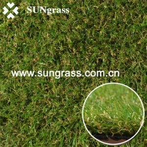 20mm Synthetic Lawn for Landscape/Garden/Swimming Pool (QDS-HG) pictures & photos