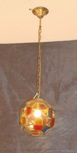 Brass Pendant Lamp with Glass Decorative 18993 Pendant Lighting pictures & photos