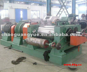 Ball Bearing Bush Two Roll Rubber Mixing Mill pictures & photos