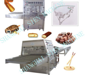 Enrobing Machine for Candy Bar pictures & photos