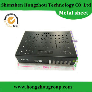 OEM ODM Manufacturer Aluminum Sheet Metal Fabrication pictures & photos