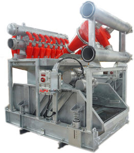 Mud Cleaner for HDD Mud Recycline