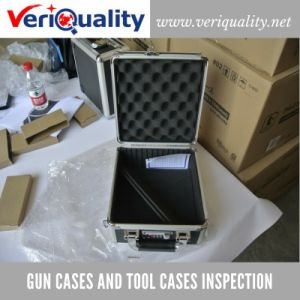 Gun Cases and Tool Cases Quality Control Inspection Service at Xiaoshan, Zhejiang pictures & photos