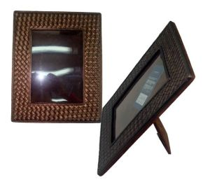 PU Leather Picture Frame Leather Photo Frame pictures & photos