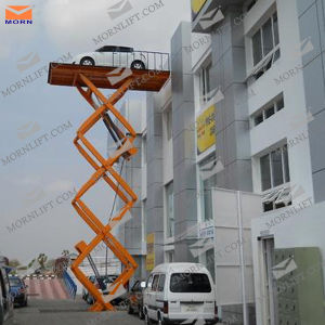 3ton Hydraulic Car Lift Equipment pictures & photos
