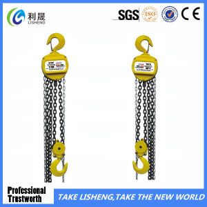 Ck Type Hand Chain Pulley Block pictures & photos
