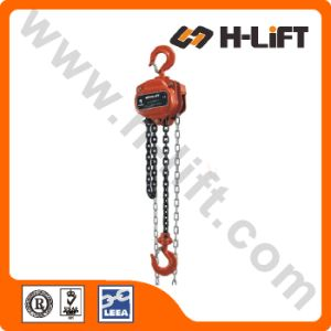 0.5ton to 30ton Manual Chain Block / Manual Chain Hoist (CH-H Type) pictures & photos
