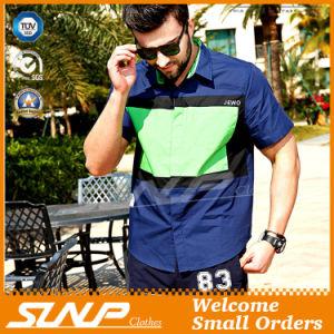 Top-Quality Men′s Cotton Short Sleeve Clothes