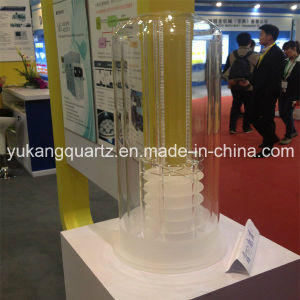 High Frequency Furnace Quartz Tube pictures & photos