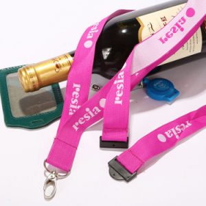 High Quality Custom Neck Ribbon Lanyard Manufacter pictures & photos