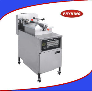 Pfe-600 Electric Pressure Fryer for Fried Chicken Shops and Burger Shops pictures & photos