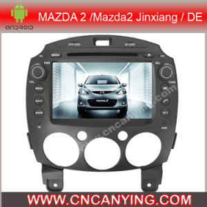 Pure Android 4.4 Car DVD Player for Mazda2 Jinxiang A9 CPU Capacitive Touch Screen GPS Bluetooth (AD-M002)