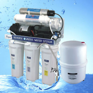 Household UV Reverse Osmosis Filter (RO-50G-7) pictures & photos