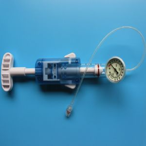 Medical Balloon Inflation Devices for 20ml pictures & photos